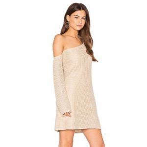 MinkPink / Revolve One Shoulder Dress